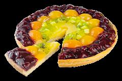 Gesorteerd Fruitvlaai
