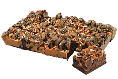 Rock Slide Brownie