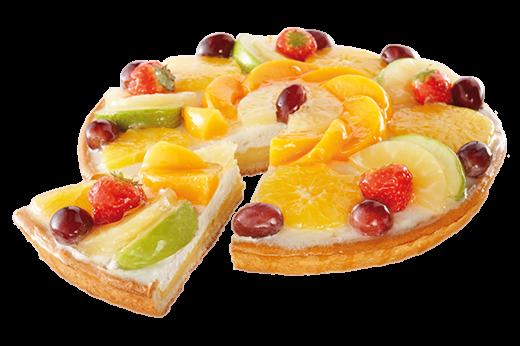 Fruit Fantasie vlaai