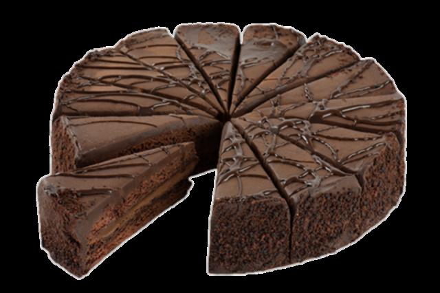 Deeply Chocolate Cake