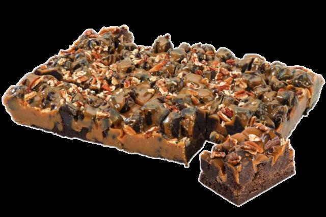 Rock Slide Brownie