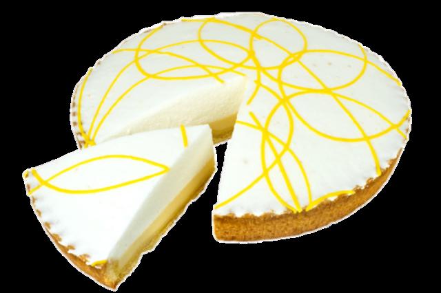 Yoghurt Citroenvlaai